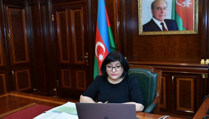 """Sahibə Qafarova: """"Bu səfər Rusiya ilə münasibətlərimizin inkişafına töhfə olacaq"""""""