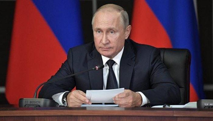Putin TŞ-ni təcili topladı