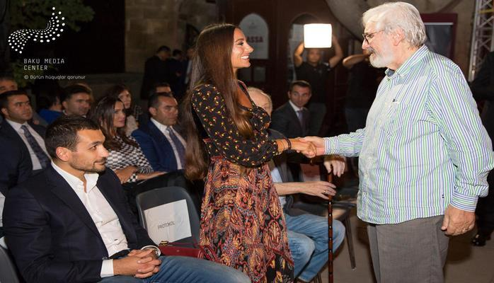 Президент Baku Media Center Арзу Алиева приняла участие в музыкальном вечере, посвященном 120-летию азербайджанского кино