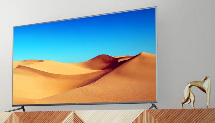 Xiaomi представила супертонкий 65-дюймовый телевизор