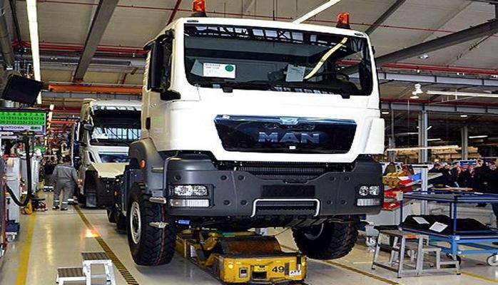MAN Auto-Uzbekistan представит новую инновационную модель тягача