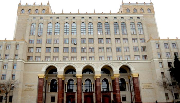 АН Азербайджана обратилась к будущим магистрантам
