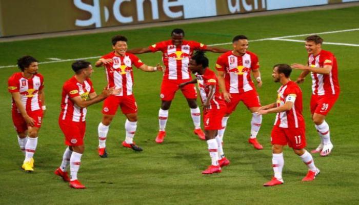 'Зальцбург' стал обладателем Кубка Австрии по футболу