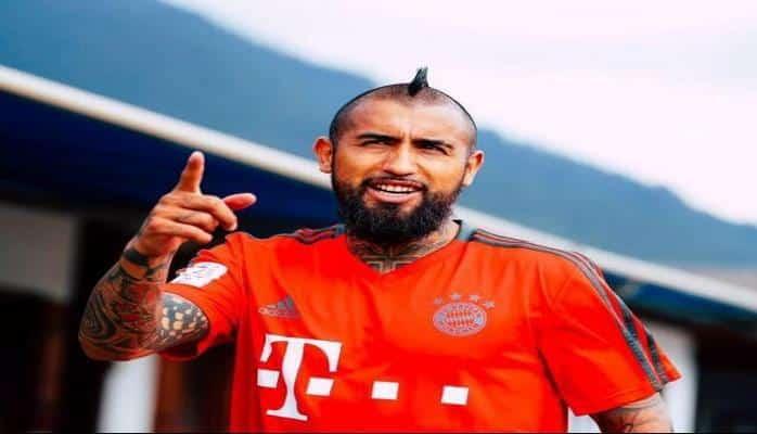 """Vidal """"Bavariya""""dan ayrıldı"""
