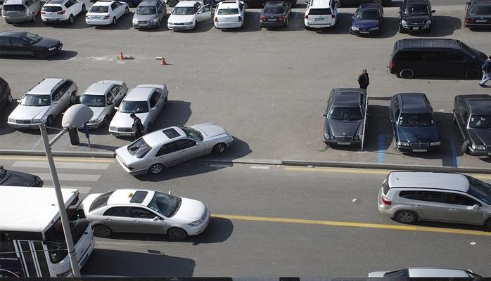 Бактрансагентство будет привлекать к ответственности нарушающих правила стоянки и парковки
