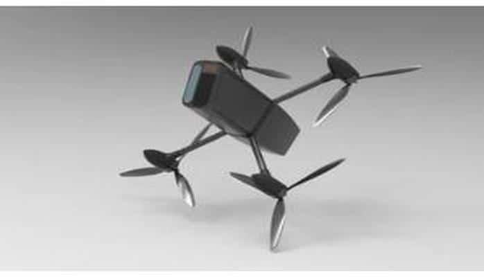 Digər dronları məhv edən pilotsuz uçan aparat təqdim edilib