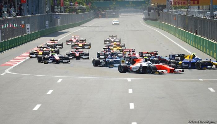 Трасса Гран-при Азербайджана вошла в список лучших трасс Формулы-1