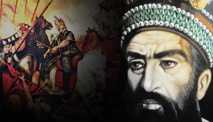 Исторические предания народов Дагестана о борьбе с Надир-шахом