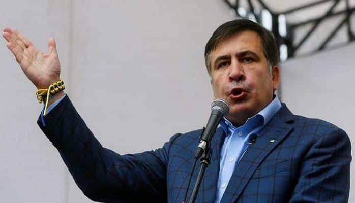 Михаил Саакашвили: Карабах – это Азербайджан!