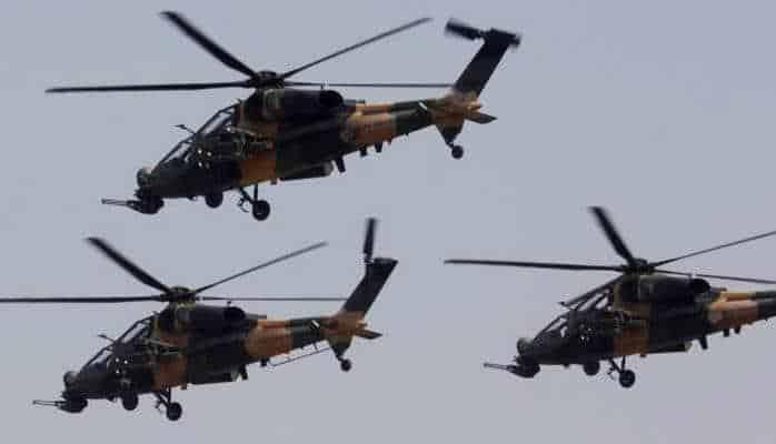 В Турции будет создан новый штурмовой вертолет