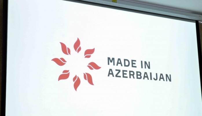 """""""Made in Azerbaijan"""" loqosu təqdim olunub"""
