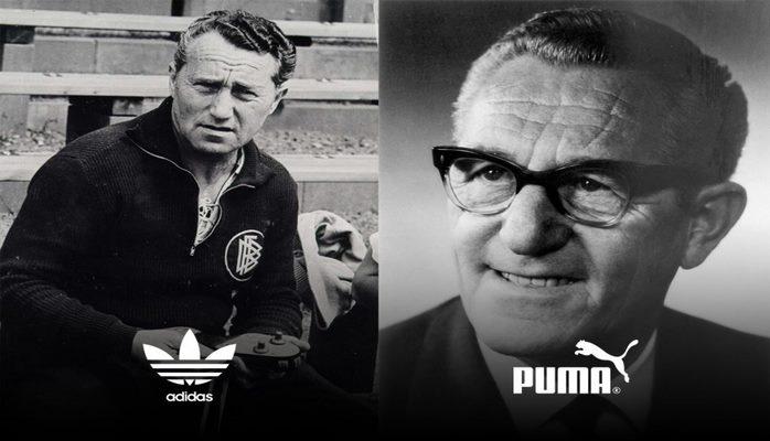 İki qardaşın anlaşmazlığından yaranan iki markanın hekayəsi: Adidas və Puma