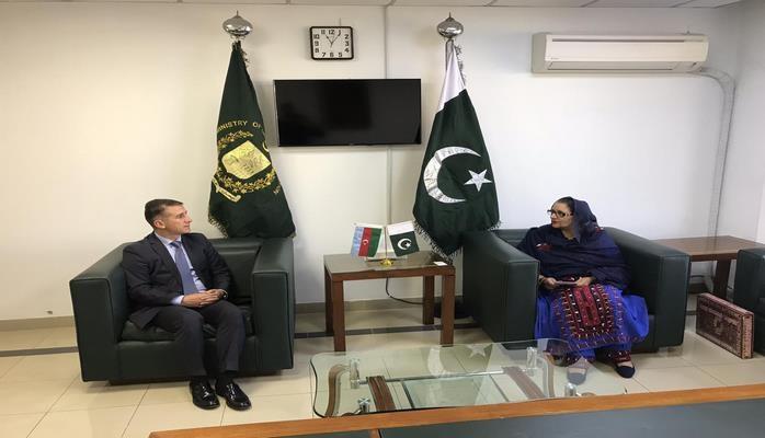 Пакистан готов снабжать азербайджанскую армию необходимой продукцией оборонной промышленно