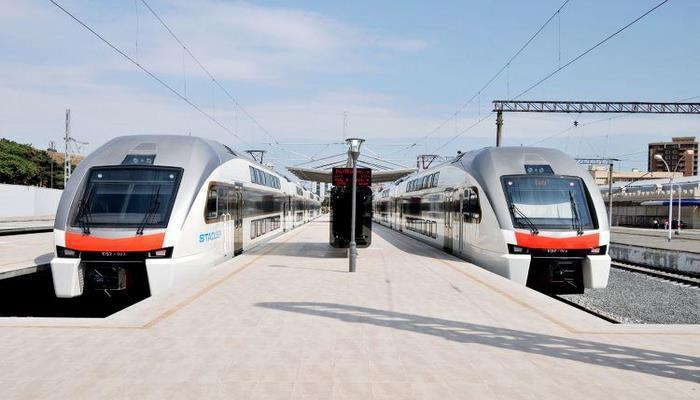 В поезде Баку-Сумгайыт возникла техническая неисправность