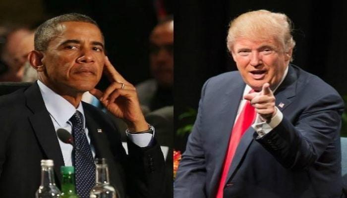 Tramp: Obamaya görə Ağ Evdən gedirəm