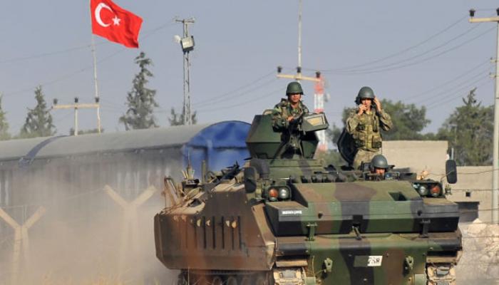 Türk ordusuna hücum edildi: şəhid var