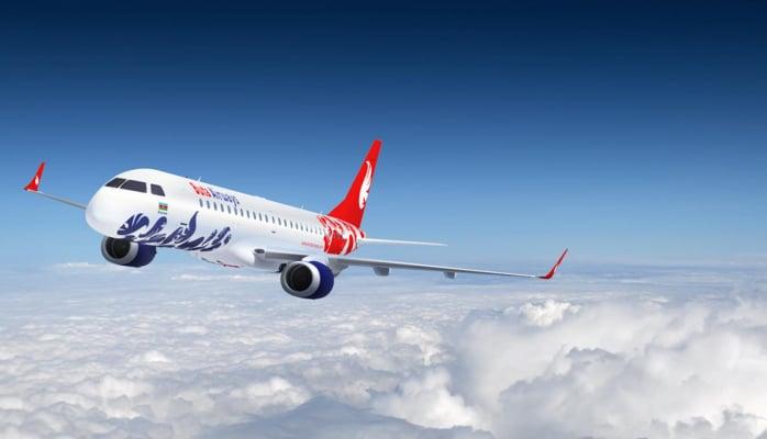 Самолёт Баку-Стамбул совершил экстренную посадку