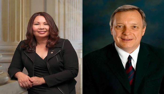 Сенаторы Тэмми Дакуорт и Ричард Дурбин поздравили азербайджанцев в США со Днем независимости Азербайджана