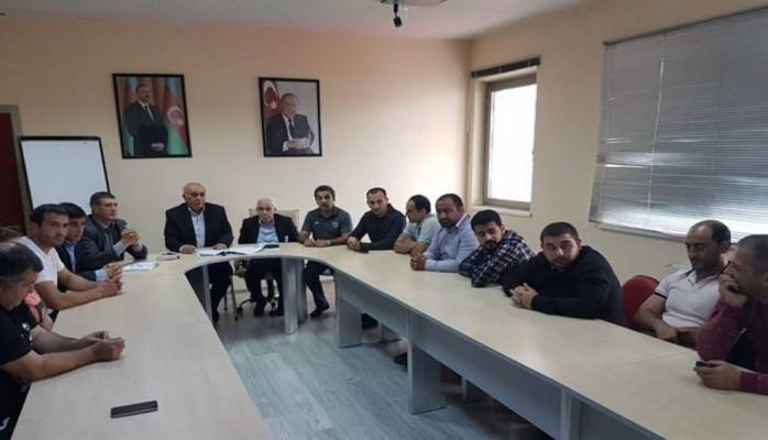 В Баку прошел судейский семинар по борьбе