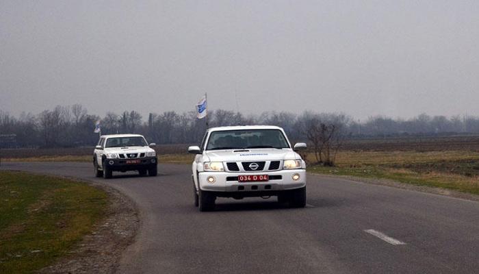Мониторинг ОБСЕ на госгранице Азербайджана и Армении завершился без инцидентов