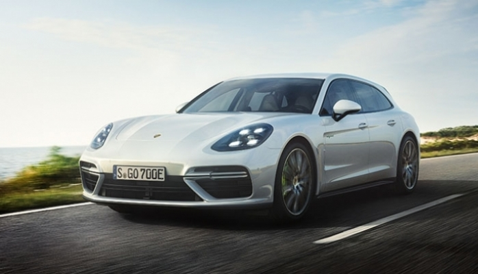Porsche-dən hibrid universal