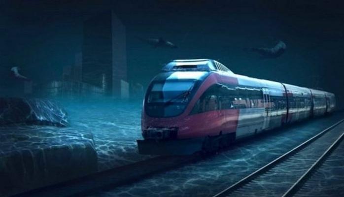 Çində ölkədə ən dərin sualtı metro tuneli açılıb