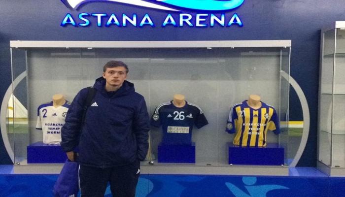 'Astana'nın futbolçusu: 'Azərbaycan millisinə çağırılmağım barədə danışmağım üçün hələ tezdir' - Müsahibə