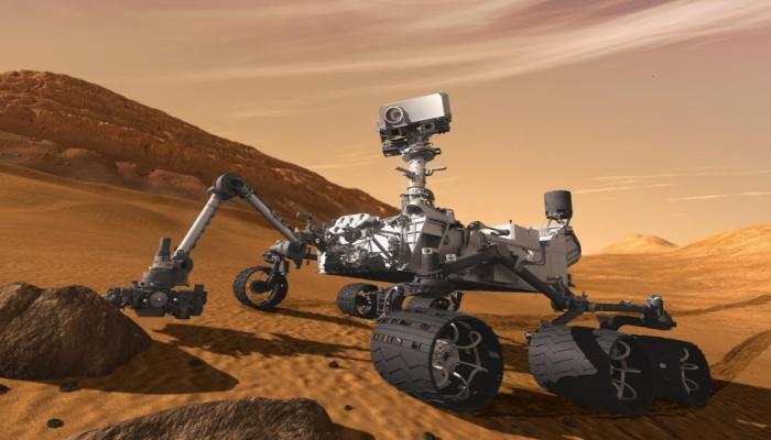 Marsda böyük metan emissiyası qeydə alınıb