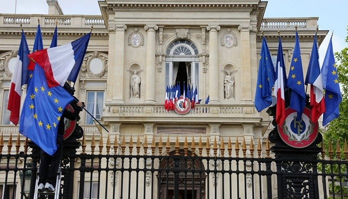 """Fransa XİN: """"Qondarma """"DQR""""-i tanımır, """"Dostluq Xartiyasını""""nı qəbul etmirik"""""""