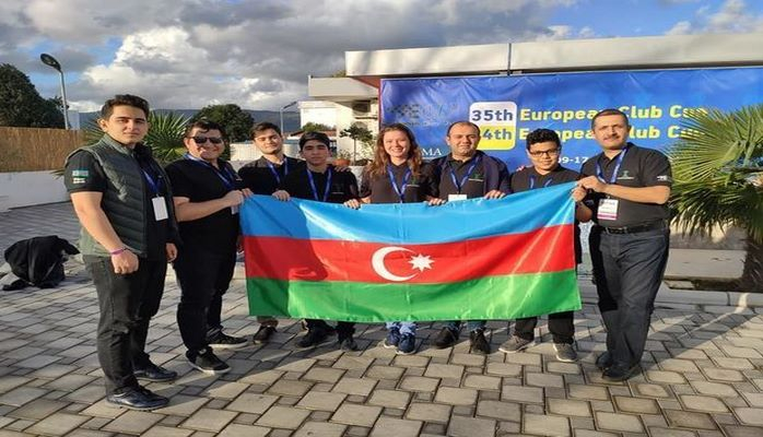 """Кубок Европы: """"Вугар Гашимов"""" одержал вторую победу"""