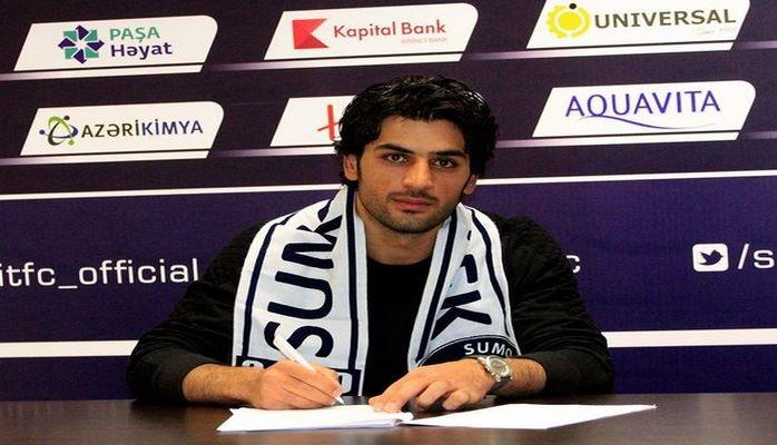 Azərbaycan klubu müqavilə bağladığı iranlı futbolçunu 15 günə geri göndərdi