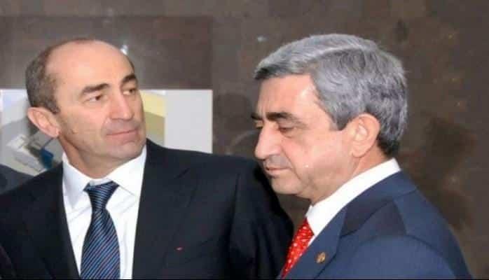 Serj Sarkisyan məhkəməyə verildi
