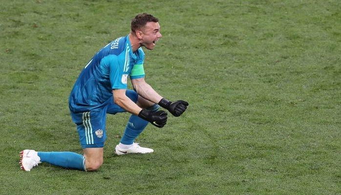 Акинфеев ушел из сборной России
