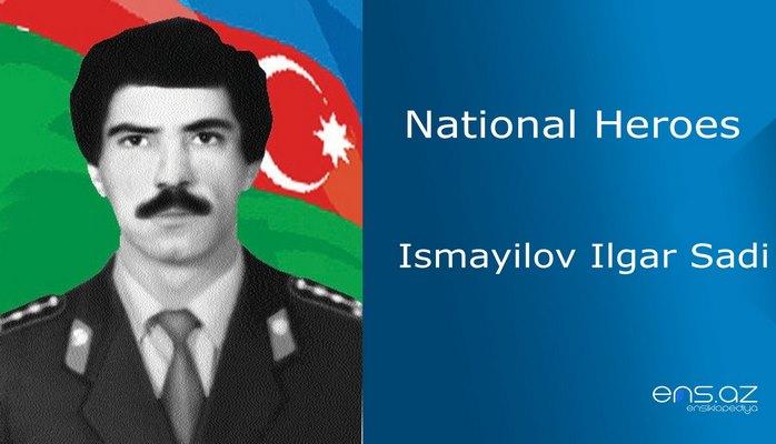 Ismayilov Ilgar Sadi