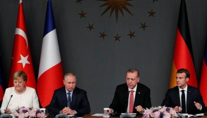 Ərdoğan və Putinlə çox açıq danışdıq - Makron