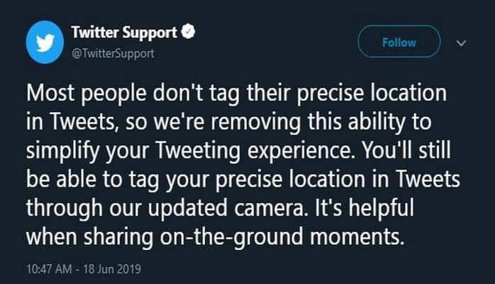 Twitter, Kullanıcıların Varlığını Bile Unuttuğu Bir Özelliği Tamamen Kaldırıyor