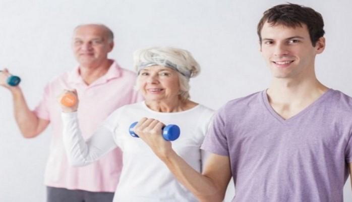 60 yaşından sonra idman vaxtsız ölüm riskini azaldır