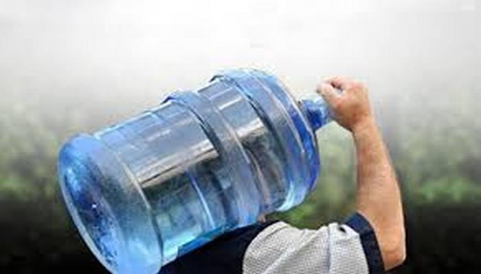 Damacana şoku! Sipariş verdiği su 14 yıllık çıktı