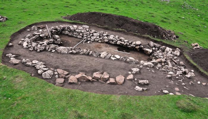 В Дашкесане обнаружено место религиозного поклонения, относящееся к периоду бронзового века