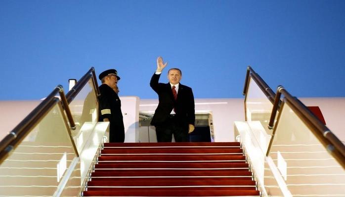 Завершился официальный визит президента Турции в Азербайджан
