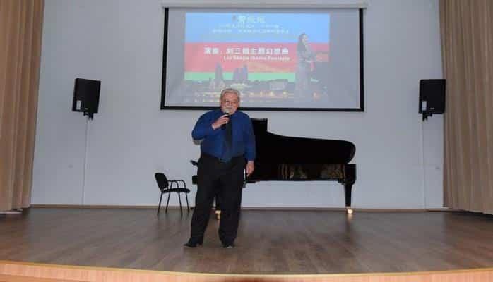 В Университете языков состоялся концерт китайской классической музыки