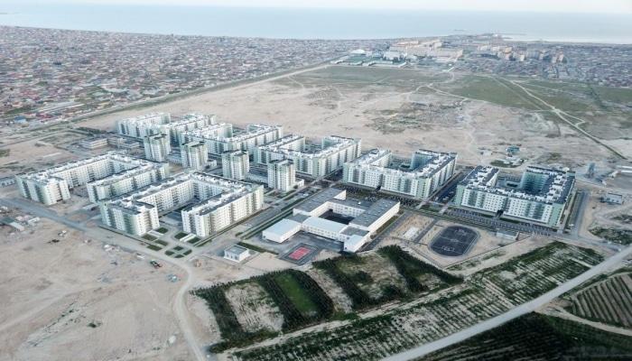 Ряд военнослужащих минобороны Азербайджана обеспечены жильем