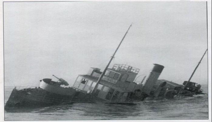 İtaliyanın Po çayının dərinliklərində İkinci Dünya müharibəsinə aid gəmi tapılıb