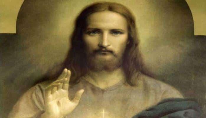 Археологи обнаружили уникальный портрет юного Христа