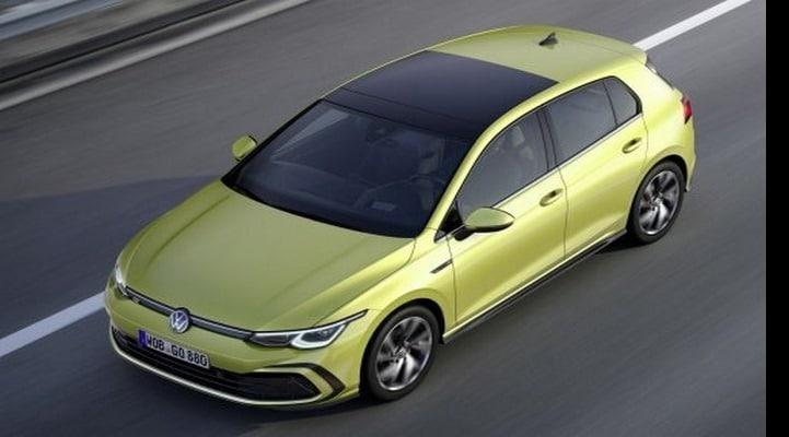 Новый Volkswagen Golf умеет прислушиваться к желаниям водителя