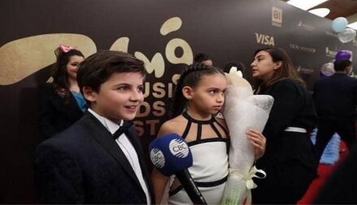 """Bakıda """"Zima-2019"""" Beynəlxalq Uşaq Festivalı"""