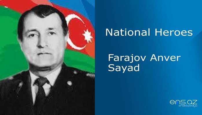 Farajov Anver Sayad