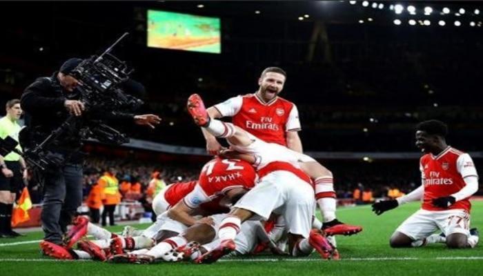 "UEFA Avropa Liqası: 'Arsenal' 'Olimpiakos""dan üstün oldu"