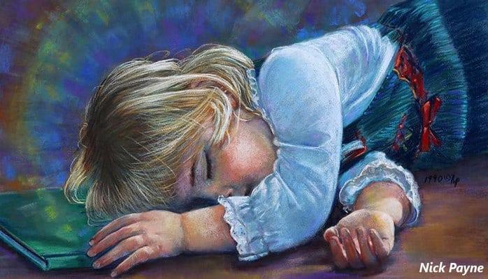 Как научить ребенка ложиться спать раньше