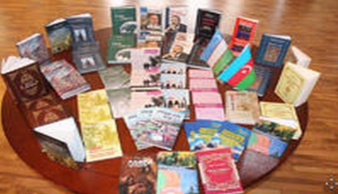 Özbəkistanın aparıcı kitabxanalarına Azərbaycana dair zəngin kitab kolleksiyası hədiyyə olunub